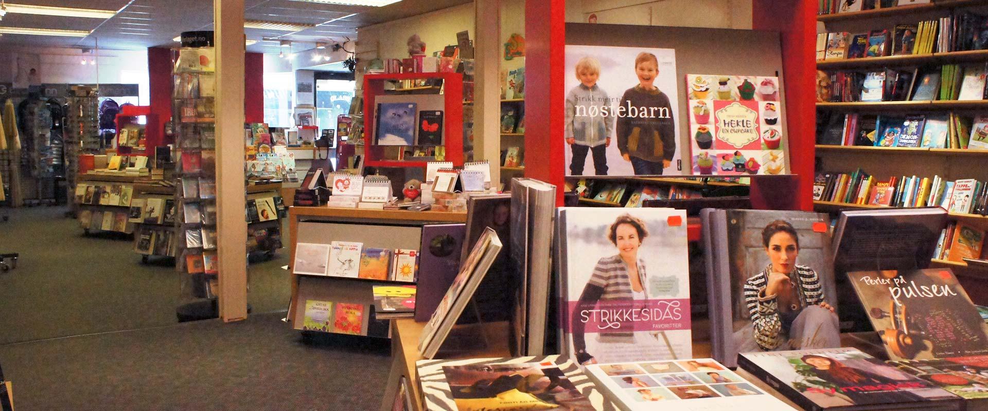 bokhandel notodden