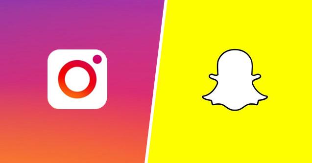 Notodden by på Snapchat og Instagram
