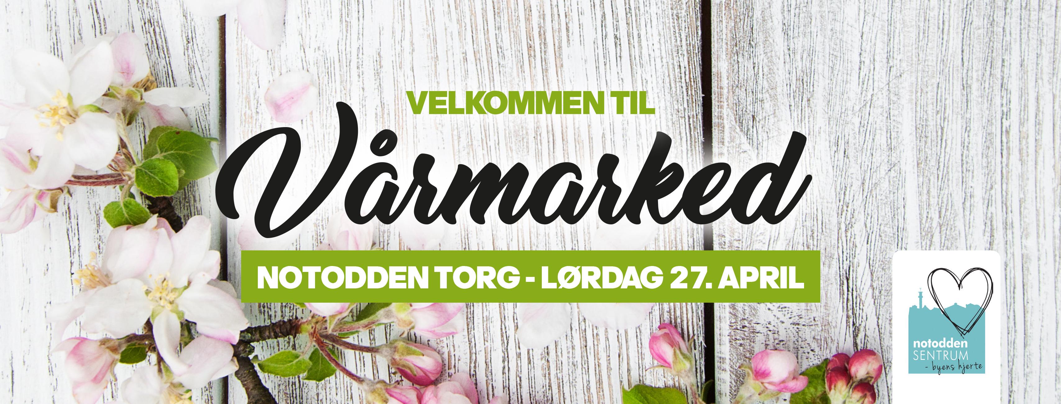 Varmarked 27 April 2019 Notodddenby
