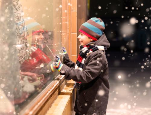 Sentrums åpningstider i jula
