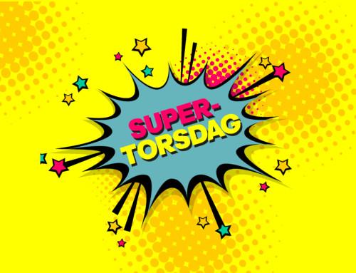 23. januar: SUPERTORSDAG