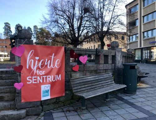Oppdatering 19. mars: SENTRUM HAR ÅPENT