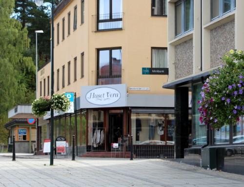 Ledig butikklokale på Torvet